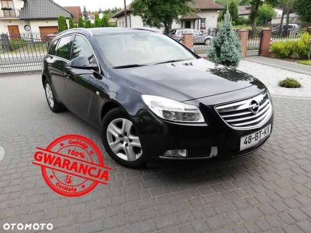 Opel Insignia Sprowadzony! opłacony! serwisowany! bogata opcja! chrom! Pdc!