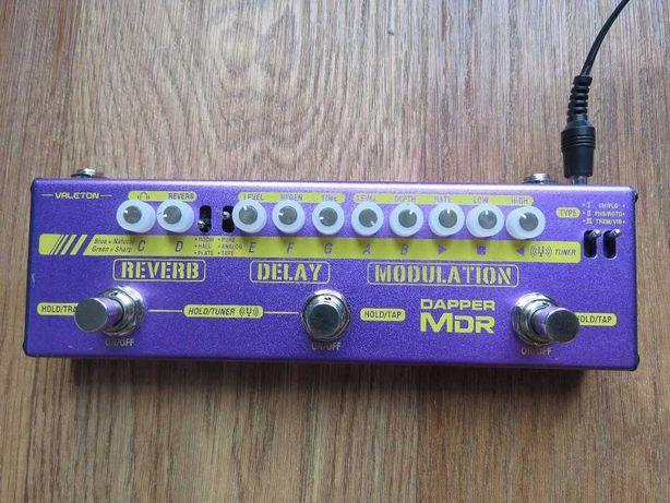 Efekt gitarowy Valeton MES-5 Dapper MDR
