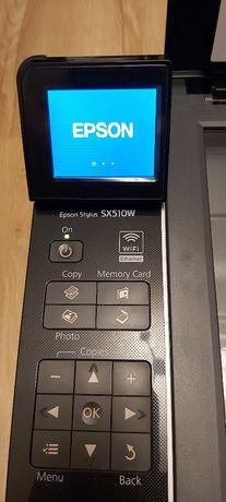 Drukarka wielofunkcyjna Epson Stylus SX 510W