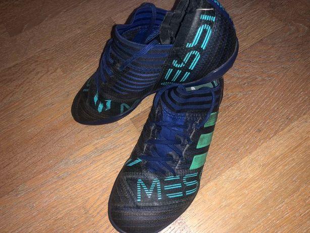 Сороконожки Adidas Messi размер 34