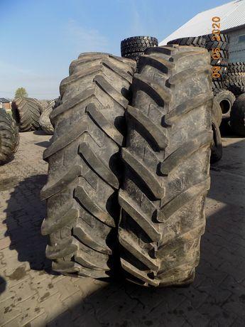 420/80R46 Michelin (para) 2 sztuki opony używane rolnicze