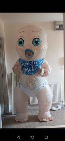 Duże dziecko - kostium pompowany