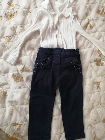 Кофта і штани 86-92р