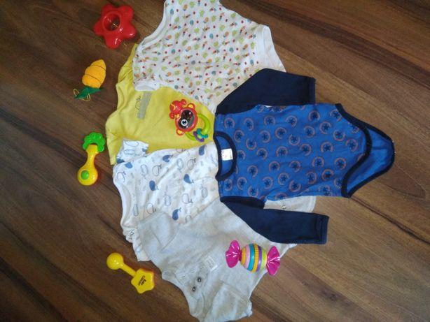 Продам детскую одежду для мальчика 3-6 месяцев! Состояние новых!