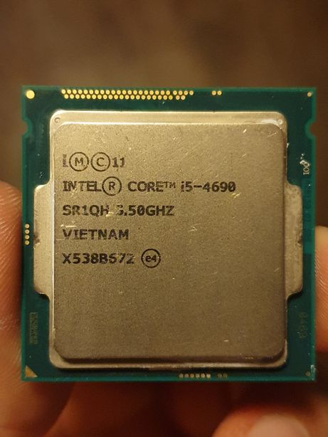 1150 intel core i5-4690 3.5 GHZ