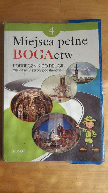 Podręcznik do Religii klasa 4 Miejsce pełne Bogactw