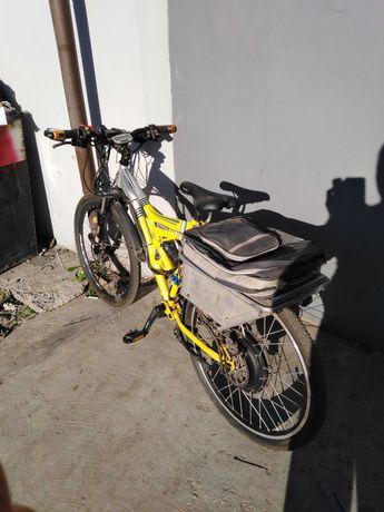 Электровелосипед 600ватт 48 вольт