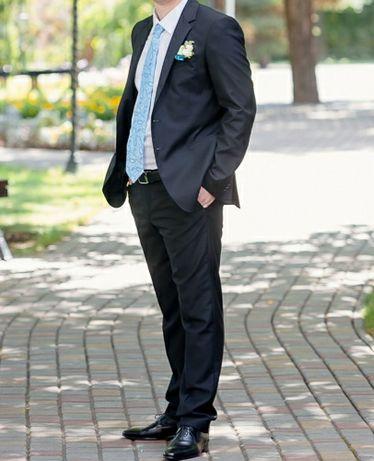 Мужской костюм, свадебный костюм.