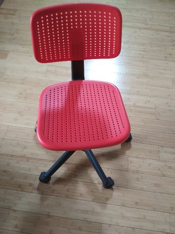 Krzesełko obrotowe dla dzieci IKEA