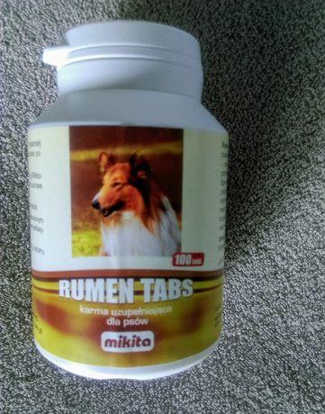 Mikita Rumen Tabs 100 tabletek+ Żwacze wołowe 100g