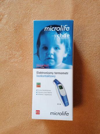 Termometr bezdotykowy microlife nc100 używany