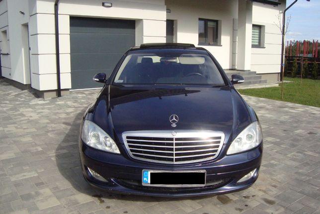 Mercedes-Benz 320 CDI Zadbana rok w kraju 1 Wlasciciel org Mega Stan