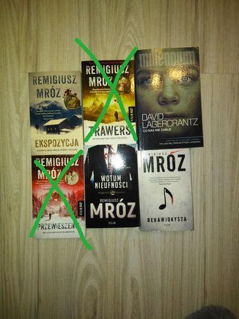 Książki Mróz