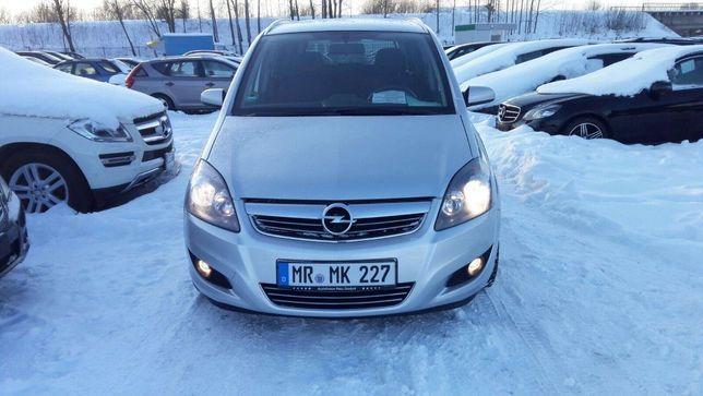 Opel Zafira, 1.7 l., Минивэн...