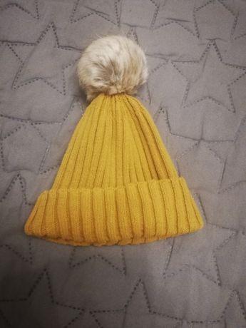 Czapeczka czapka H&M 62-68