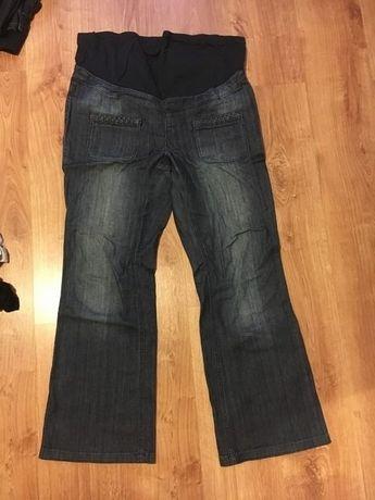 spodnie ciążowe r. 42 / 44; XL