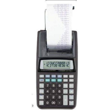 Maquina calcular electrónica