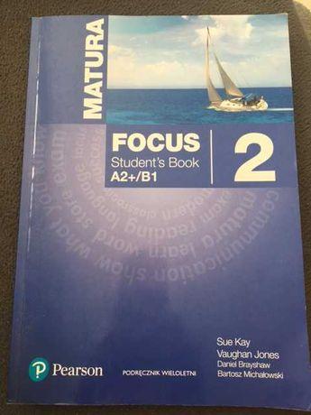 Focus Students Book A2/ B1 cz 2 Matura