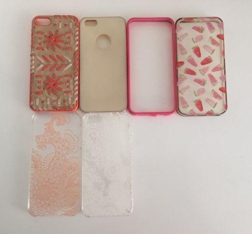6 capas para IPhone 5/5S