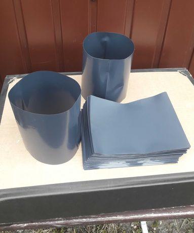 Cylindry foliowe ogrodnicze 15x20 100szt.