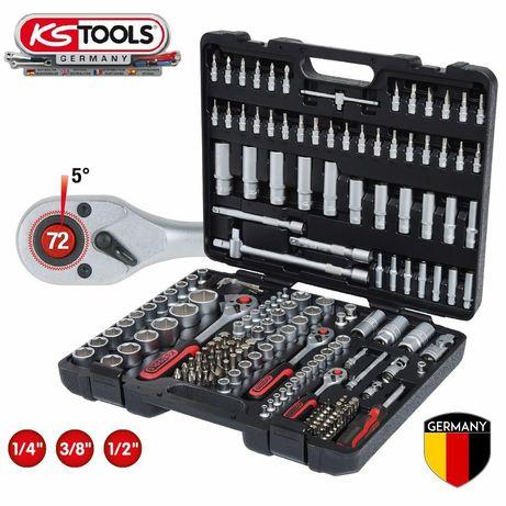 Универсальный набор инструментов KS Tools (Германия), 179 ед.