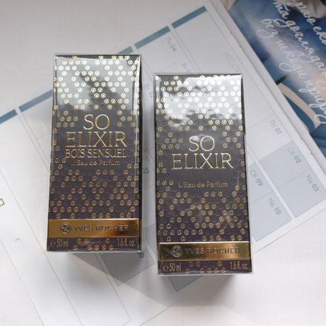So Elixir- 50мл -So Elixir Bois Sensuel -парф.вода Yves Rocher Ив Роше
