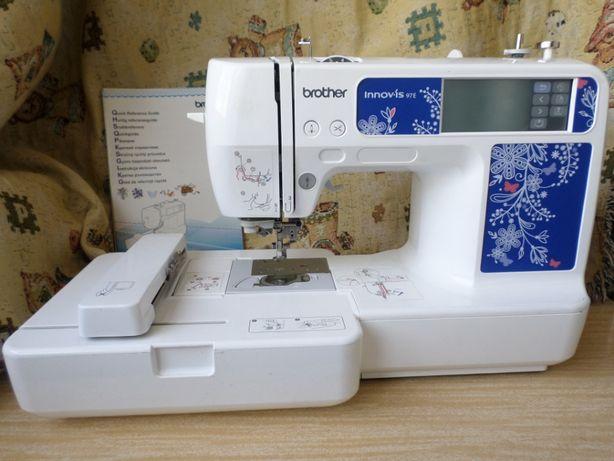 Вышивальная машина Brother INNOV-IS 97E (NV-97E)