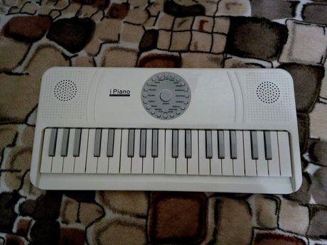 Пианино детское i-piano МР3 синтезатор