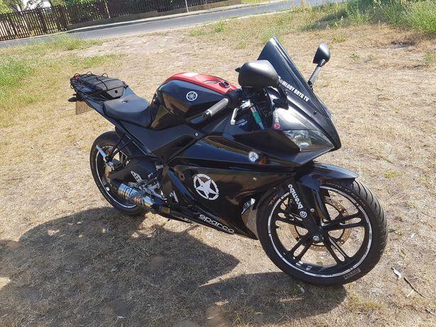 Yamaha YZF R125 kat B/A1