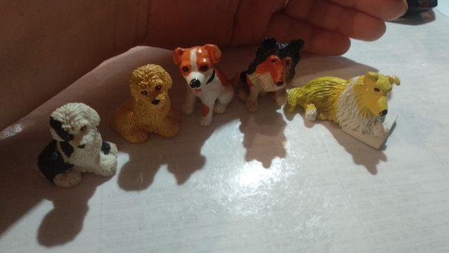 игрушка резина колли пудень спаниель джек рассел терьер собака пес