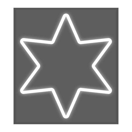 Luzes de Natal - Estrelas e Sinos - Figuras Iluminadas