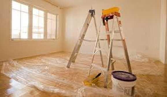 Pintor procura Imóveis para Alugar/Vender, interiores para pintar