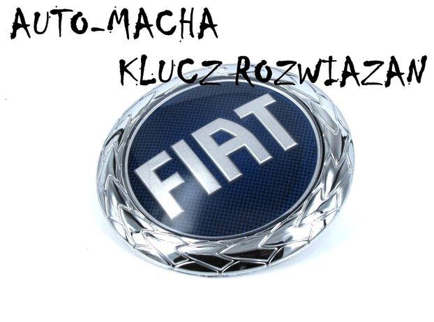 Fiat Albea Croma Doblo Palio Punto Panda Stilo Znaczek emblemat PRZOD