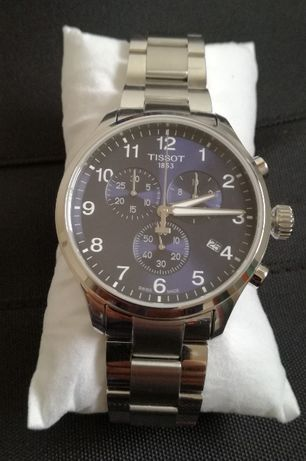 Relógio Tissot Chrono XL Classic Ref. T116.617.11.047.01 (impecável)