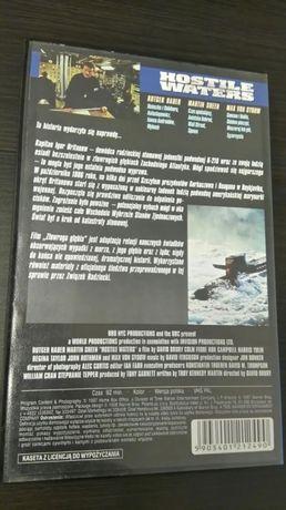 Film Złowroga głębia(1997) Hostile Waters kaseta VHS sensacja