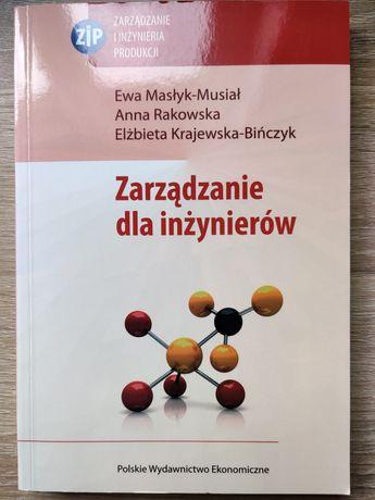 Zarządzanie dla inżynierów -Masłyk-Musiał, Rakowska, Krajewska-Bińczyk