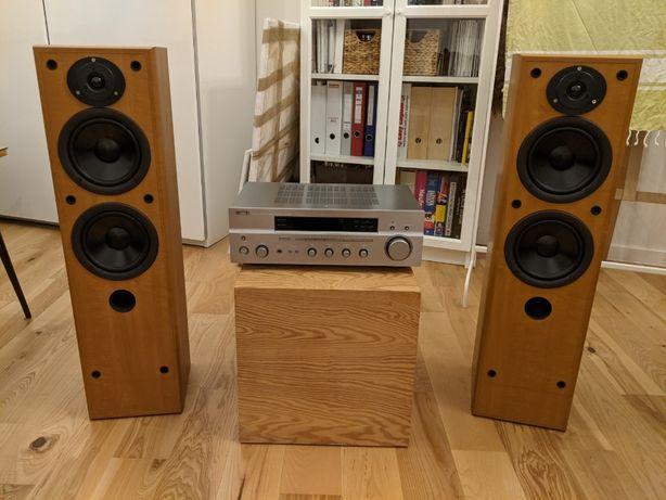 Zestaw Yamaha - klasyk dla audiofila!