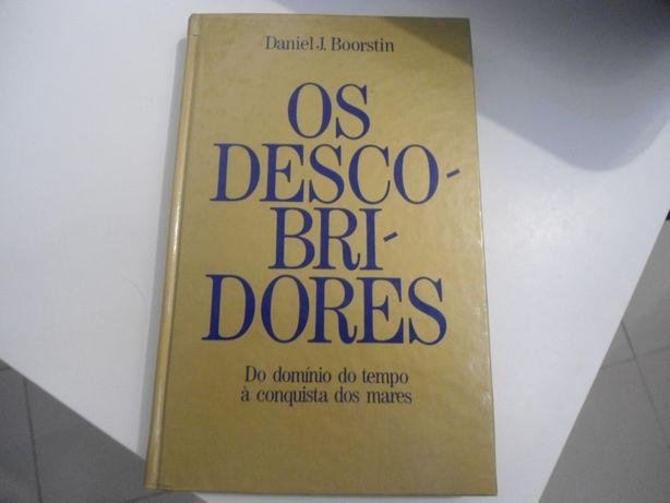 Os Descobridores-Vol.1, de Daniel J. Boorstin