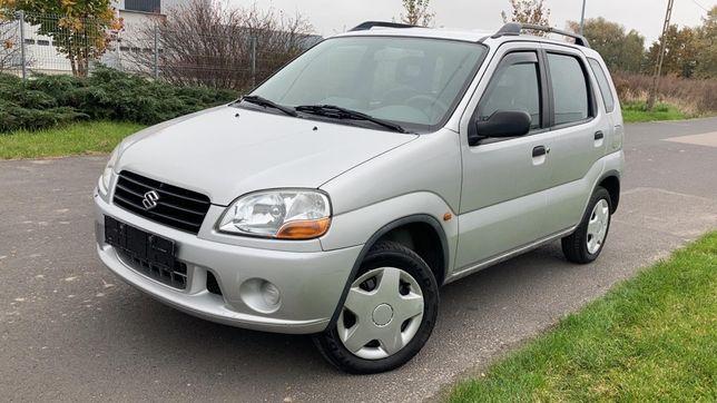 Suzuki Ignis 1,3 benzyna 4x4 AWD/ KLIMA / Tanio !