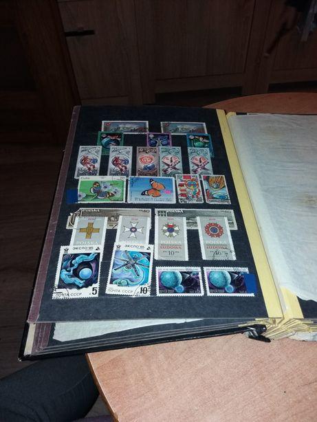 Klaser znaczki