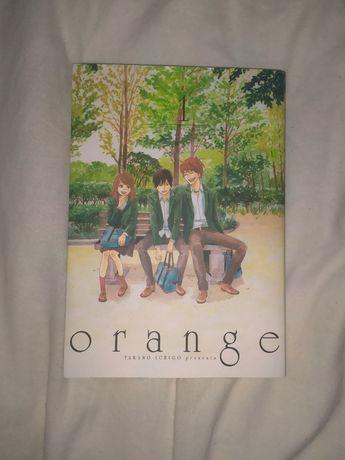 Manga ,,Orange''
