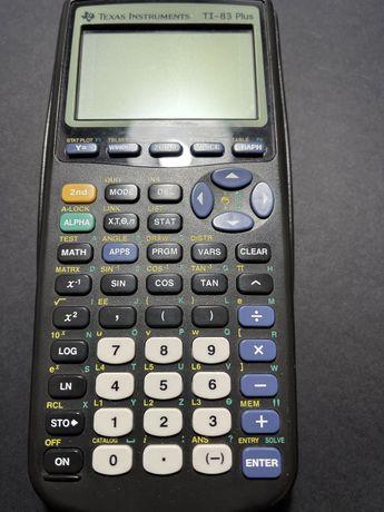 Calculadora Texas Instrumentos TI-83 Plus