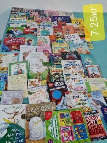 Книги для дітей англійською мовою Англія Опт  Детские книги