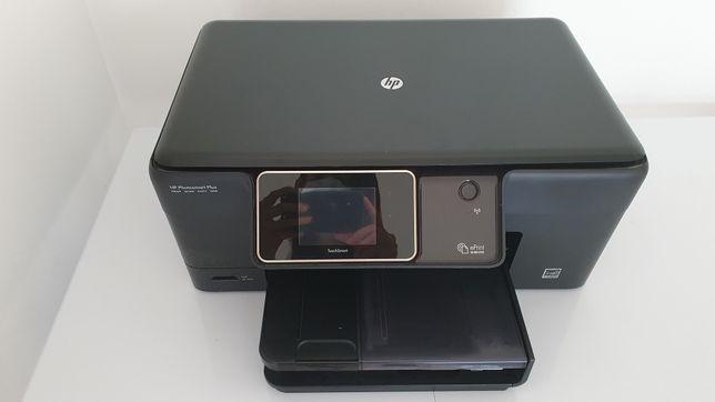 HP Photosmart PlusB210 wireless scanner/impressora