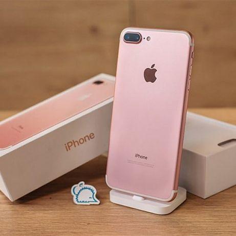 Продам Iphone 7 + plus  rose на 32гб в идеальном состоянии