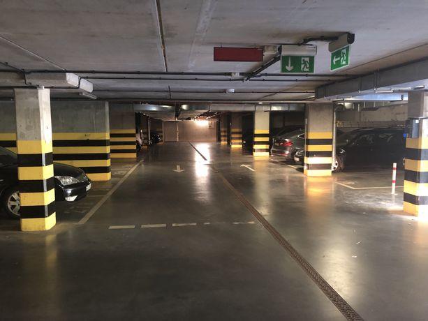 Miejsce garażowe Bażantów