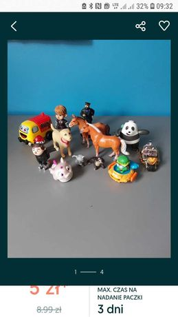 Figurki do zabawy do gier planszowych
