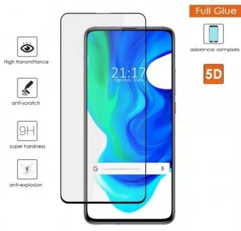 Película de vidro frente traseiraecrã camera Xiaomi POCOPHONE F2 PRO