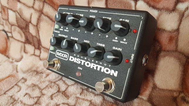MXR Doubleshot Distortion M-151