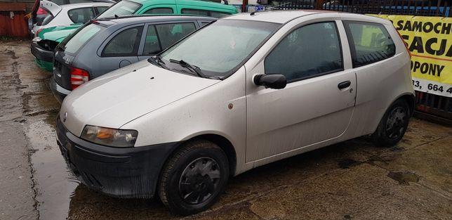 Fiat punto II silnik 1100 1.1 1.2 części GRIGIO STEEL 647 skrzynia
